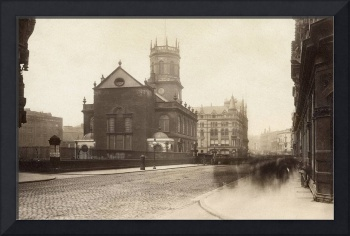 St. Peters Cathedral, Liverpool c1890