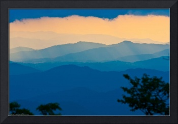 the blue ridge