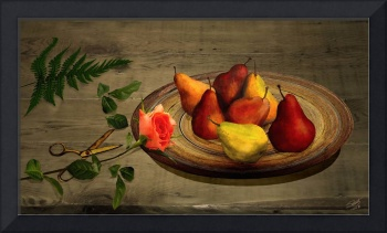 Rose and Pears