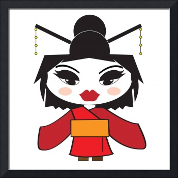 Red Geisha