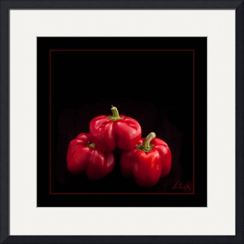 trois-poivres-three-peppers-red by D. Brent Walton