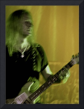 Alice in Chains - Jerry Cantrell Yellow