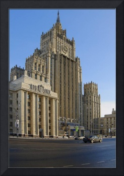 Foreign Office in Moscow