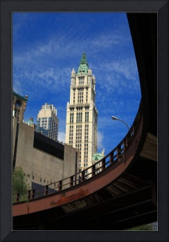 New York City - Woolworth Building 2009