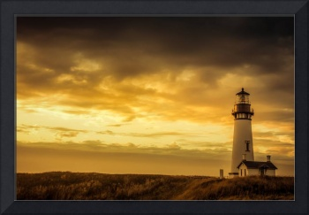 Yaquina Head Sunset