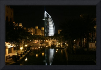 Burj Al Arab Hotel With Madinat Jumairah