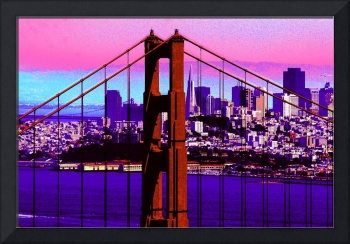 Digital Sunset - GGB