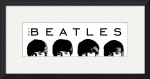 Beatles Horizontal by David Caldevilla
