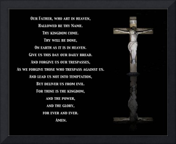 lords prayer (right)