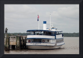 Ferry to Ft. Sumter