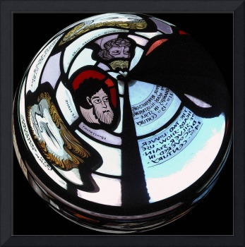 The Mystery of the Stained Glass Sphere