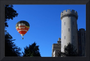 Arundel Castle & Hot Air Balloon