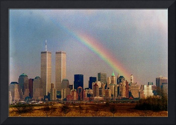 World Trade Center Rainbow