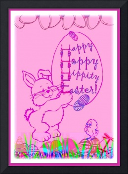 Happy Hoppy Hippity Easter