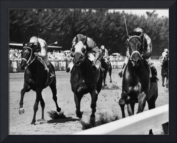Top Colonel Horse Racing Vintage