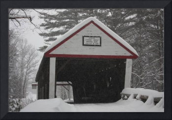 LoveJoy Covered Bridge