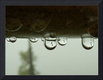 Droplets (inverse image inseide the Drops)