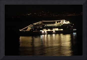 Cruise at night
