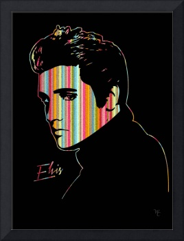 Elvis Presley - Spectrum - Pop Art