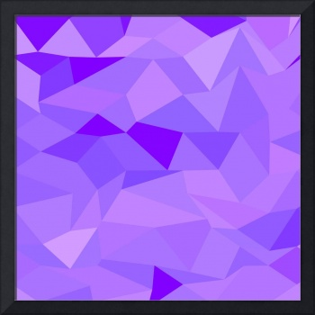Icebergs Purple Abstract Low Polygon Background