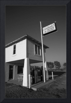 Route 66 - Lucille's Gas Station 2010