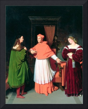 The Betrothal of Raphael and the Niece of Cardinal