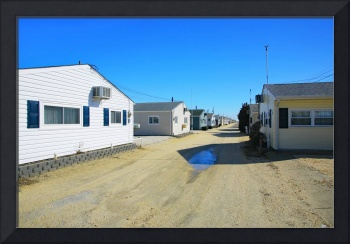 Cottages in Ocean Beach, New Jersey