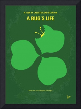 No401 My A Bugs Life minimal movie poster