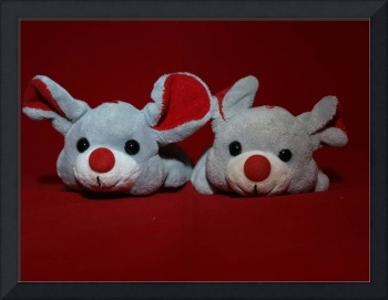 mice (waiting for Christmas)