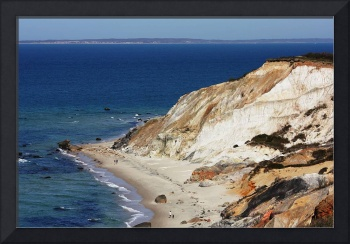 Gay Head Cliffs and Beach