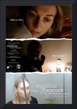 Paranoia The Doll Chronicles Movie Poster