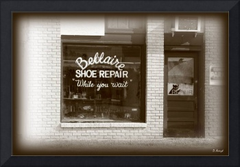 Bellaire Shoe Repair with Cat's Paw