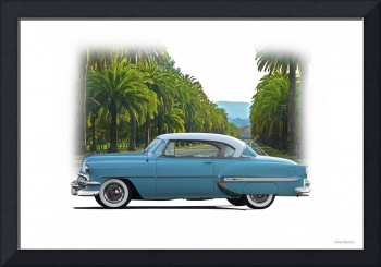 1954 Chevrolet Bel Air Two-Door Hardtop I