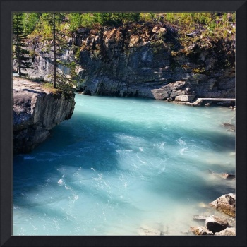 Marble Canyon British Columbia Canada