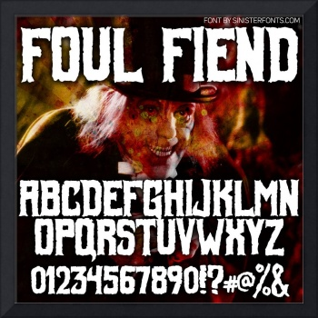 Foul-Fiend-Font-by-Chad-Savage_-_SinisterFonts