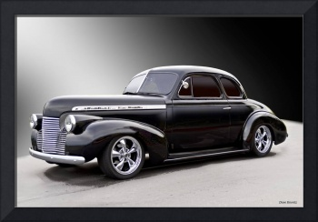 1940 Chevrolet 'Special Deluxe' Coupe II