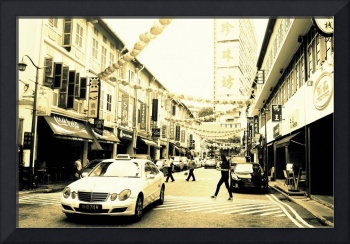 A Day at Chinatown , Street Photography Singapore