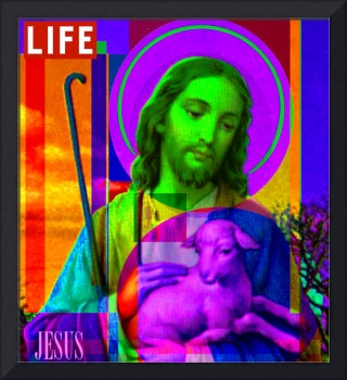 JESUS lifetime magazine cover