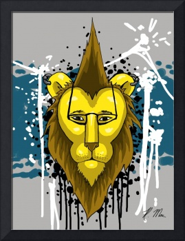 Hipster Lion II