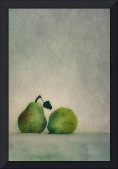 a couple of pears