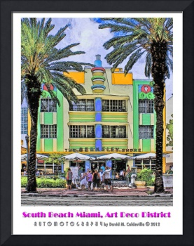 Berkley Shore Hotel - South Beach Miami