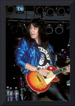 KISS Guitarist Ace Frehley