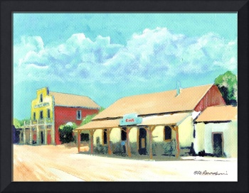 San Diego Avenue, Old Town by RD Riccoboni