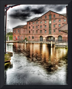 Victoria Quays in Sheffield