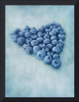 I love blueberries