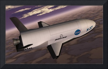 X 37 B Orbital Test Vehicle