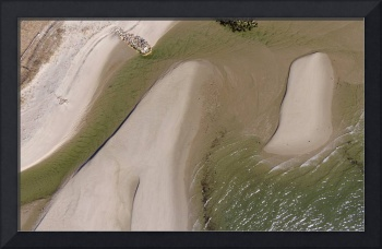 Hardings Beach Aerial (Chatham, Cape Cod)