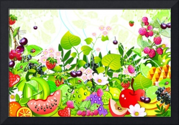 Garden of Fruit