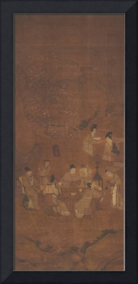 Zhu Ji (Ming Dynasty) NIGHT REVEL