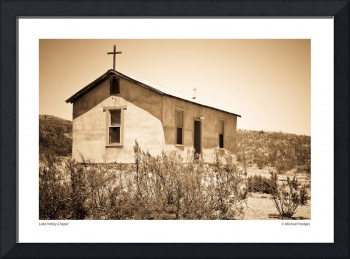 Ghost Town Chapel